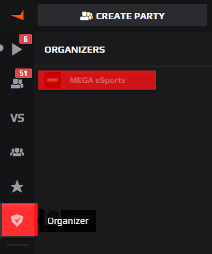 creating setting up your organizer page faceit