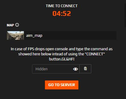 Wait time command csgo Fixed: High
